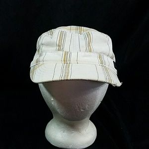 Hurley Distressed cadet style hat